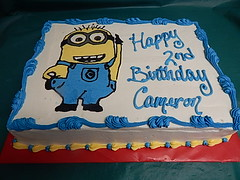 Minnions (GRAMPASSTORE) Tags: cakes sports boys cake movie cupcakes tv unique grandpa il cupcake superhero sheet grampa grandpas lagrange grampas minions minion 60525 birthdaycustom 20150704