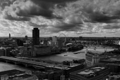 (Daniel Garcia Photography) Tags: bw london byn rio londoneye bn londres tamesis 24105mmf4lisusm canoneos40d