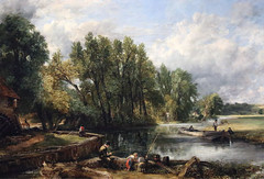 Stafford Mill - John Constable (AnthonyR2010) Tags: london mill painting landscape suffolk gallery nationalgallery stafford constable johnconstable staffordmill