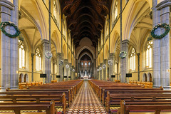 Happy Sunday! St Patrick's Cathedral, Melbourne, Australia (Maria_Globetrotter) Tags: christmas church arquitetura architecture de design la angle cathedral interior gothic wide culture kathedrale iglesia kirche australia melbourne indoor victoria cathdrale igreja inside et glise cultural kyrka arkitektur 1635 interir 2016 2015 katedral img1078