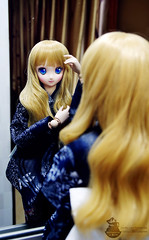 (Ran Kirisame) Tags: toys mirror doll minolta sony dd    dollfiedream  md2870
