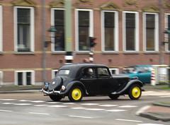 1956 Citroën Traction Avant 11 CV Normale (rvandermaar) Tags: 1956 citroën traction avant 11 cv normale citroëntractionavant citroën11cv citroën11normale citroen citroentractionavant citroen11cv citroen11normale sidecode1 ud5470 rvdm