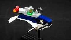 Science Station: Spacefish (Deltassius) Tags: fish station lego space science io catfish orbit hva megafauna intercept
