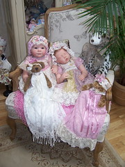 100_9361 (sheila32711) Tags: usa dolls bears victorian collection reborn charliebear victorianstyle reborndoll