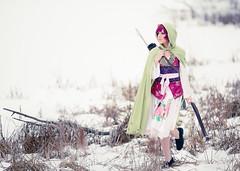 Yona by Mango Sirene Yona of the Dawn Cosplay (WhiteDesertSun) Tags: park winter snow anime dawn costume woods dress cosplay silk location mango kensington nina yona novi feels on sirene 2016 mangosirene ninafreezingwasworthit