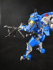 Scanner arm (donuts_ftw) Tags: lego space mecha classicspace