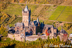 Castle of Cochem - Reichsburg Cochem (Eliseo Oliveras) Tags: tower castle history germany spain torre cuento outdoor gothic medieval fortaleza romantic chateau cochem romantico castillo historia mosel rheinlandpfalz castell moselle reichsburg fortess gótico fairtale rhinelandpalatinate mosselle mosela reichsburgcochem renaniapalatinado eliseooliveras castleofcochem louisravené ©eliseooliveras chateaudecochem castillodecochem