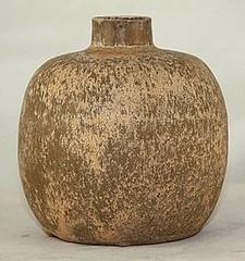 China. Tang dynasty stoneware jar (mike catalonian) Tags: china ceramic jar tang