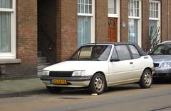 1991 Peugeot 205 Cabriolet CJ 1.1i (rvandermaar) Tags: cj 1991 peugeot 205 cabriolet peugeot205 11i sidecode5 xggr15