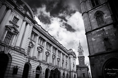 Hull Centre (Jamesnewton105) Tags: city church dark yorkshire culture dramatic hull humber guildhall