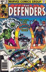 The Defenders 076 (micky the pixel) Tags: comics comic ufo hulk marvel valkyrie hellcat heft dibbuk herbtrimpe thedefenders