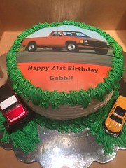 Truck cake by Vicki, Santa Cruz,CA, www.birthdaycakes4free.com