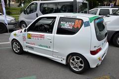 Ronde Val Merula 2016 (046) (Pier Romano) Tags: auto italy car race italia fiat liguria rally val 600 rallye corsa motori quattro gara seicento ruote andora ronde merula
