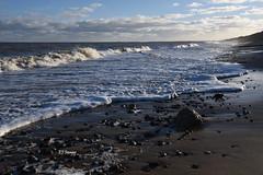 Low Shore (EJ Images) Tags: uk sea england slr beach water coast suffolk sand nikon shingle shoreline wave coastal shore d750 dslr eastanglia breakingwave lowestoft breakingwaves 2016 nikonslr nikondslr pakefield suffolkcoast suffolkcoastal lowestoftbeach pakefieldbeach 24120mmlens ejimages nikond750 dsc4349001