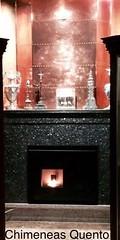 Chimenea Quento con Interno a pellets de Rika. (ChimeneasQuento) Tags: portugal corua asturias galicia stove santiagodecompostela chimeneas fuego diseo lugo pontevedra zamora vigo kamin calor ferrol chimenea ourense calefaccion inserts lareira fireplaces orense lea caminetto estufas lareiras biomasa quento chimenees