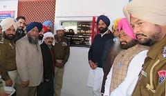 Inaugurating state-of-the-art building of Mattewal Police Station - Bikram Singh Majithia (2) (BikramSMajithia) Tags: station police punjab development stateoftheart inaugurating akalidal bikramsinghmajithia