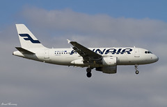 Finnair A319-100 OH-LVL (birrlad) Tags: uk london finland airplane airport helsinki heathrow aircraft aviation airplanes finnair landing international finals airline airbus arrival airways approach airlines runway airliner lhr arriving a319 a319100 a319112 ohlvl