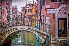 Ponte del Diavolo (Arnzazu Vel) Tags: bridge venice architecture canal arquitectura italia pont venise venecia venezia architettura canale pontedeldiavolo