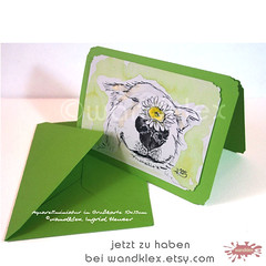 hundblume3 (wandklex Ingrid Heuser freischaffende Künstlerin) Tags: hund etsy etsyshop dawanda auftragsmalerei wandklex wandkleks wandklecks etsyresolution2016 etsyresolutionde