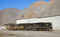 Dirty sisters (david_gubler) Tags: chile train railway llanta potrerillos ferronor
