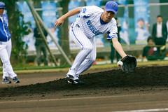 20160212-3621.jpg (midoguma) Tags: 小杉陽太 横浜denaベイスターズ 宜野湾市立野球場