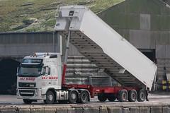 YJ62GKV (xj900suk24) Tags: volvo lorry ward sharpness yj62gkv