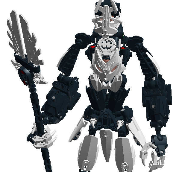 Bionicle krika