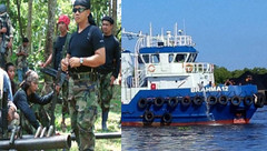 Kapal Brahma 12 Dibajak Kelompok Milisi Bersenjata Abu Sayyaf, 10 WNI Sandera (cs.anda77) Tags: 10 12 abu brahma kapal sayyaf sandera kelompok wni milisi bersenjata dibajak