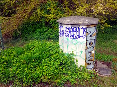 Graffiti in Kln/Cologne 2015 (kami68k [Cologne]) Tags: graffiti tag cologne kln tags chrome illegal tagging bombing handstyles shimo handstyle 2015 tiph zofs