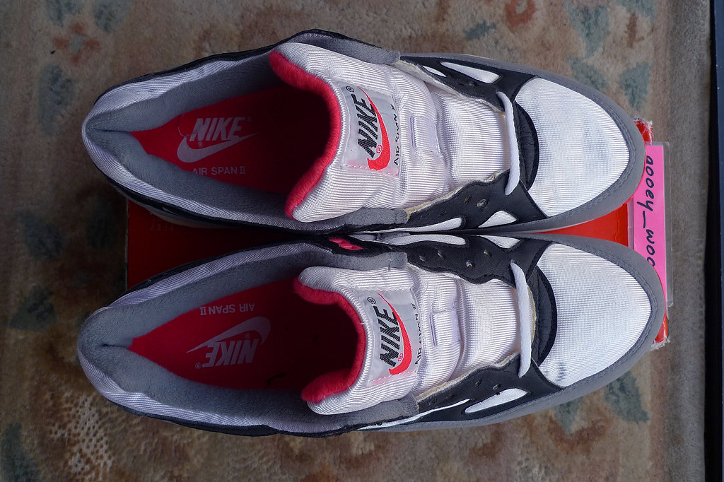 Nike Air Span II OG Hot Coral