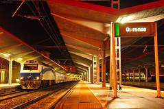 Tren Hotel. Ourense (rapidoelectro) Tags: prima alstom th ourense renfe talgo camas orense empalme 3334 trenhotel largadistancia grandeslíneas 333405