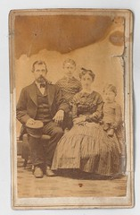 "Henry and Mary (Festerly) Miller and Family • <a style=""font-size:0.8em;"" href=""http://www.flickr.com/photos/12958565@N03/25657070083/"" target=""_blank"">View on Flickr</a>"