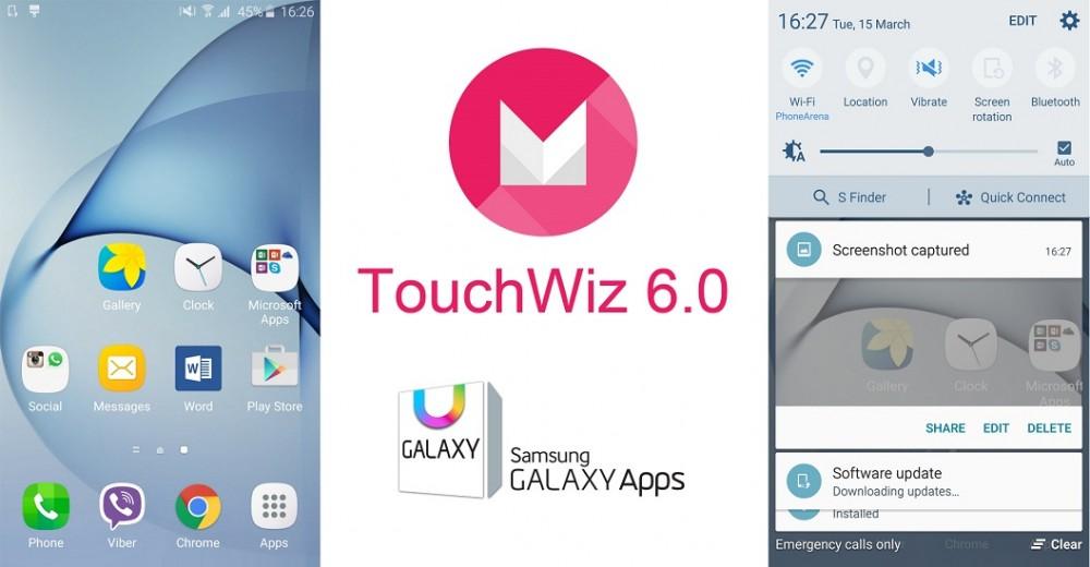 ម្ចាស់ទូរស័ព្ទ Samsung ត្រកូល Galaxy ទាំងអស់ មិនចាំបាច់អាប់ដេត Version ក៏អ្នកអាចប្រើប្រាស់ UI របស់ Android 6.0 Marshmallow បានដែរ