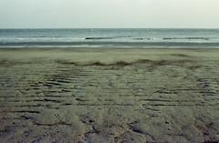 Cadzand-Bad, Netherlands (meszarosgaborphoto) Tags: morning nature netherlands strand analog canon mud superia zeeland fujifilm analogue canona1 seashore analogphotography cadzand naturelovers naturelover cadzandbad fujifilmsuperia