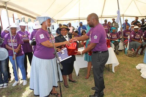 International Women's Day 2016: Lesotho