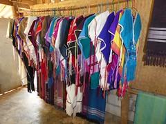 Doi Inthanon NP, Thailand (Jan-2016) 10-009 (MistyTree Adventures) Tags: thailand asia seasia dress handmade traditional indoor karen fabric local hilltribe doiinthanon panasoniclumix karenhilltribe doiinthanonnationalpark hilltribevillage
