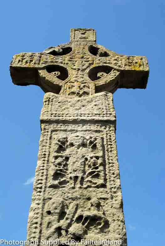Clones, County Monaghan - Clones High Cross