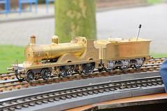 Scratch build SECR D-Class locomotive (geest0110) Tags: modeltrain build scratch aster livesteam regner echtdampf accucraft stormpolderrail