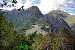 Machu Picchu from Waynapicchu in Peru-05 5-25-15