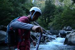 (NDRSSS) Tags: chile santiago naturaleza mountain trekking river photo agua outdoor araucaria fotografia andres senderismo cordillera sudamerica temuco mapuche patrimonio lonquimay montaismo whater osse araucania fotoperiodismo reportaje melipeuco curacautin alpehue