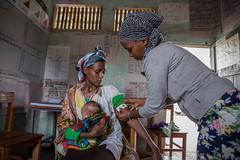HALABA WOREDA, SNNPR  24 JANUARY 2016 (UNICEF Ethiopia) Tags: unicef sam drought emergency nutrition malnutrition cmam healthcentre healthpost emergencyandresilience