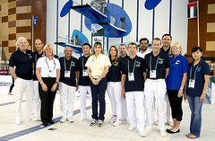 FINA/NVC Diving World Series 2016 - Dubai (fina1908) Tags: 2016 fina nvc diving worldseries tuffi dubai officials unitedarabemirates uae dws dws16