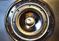 Little subwoofer experiment (MostlyCarPhoto's) Tags: nikon long exposure experiment speaker subwoofer vibration