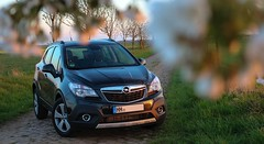 Opel Mokka (frequent_traveller) Tags: buick spring blossom outdoor encore opel frontend mokka