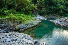 Taiwan-121112-164 (Kelly Cheng) Tags: travel color colour green tourism nature water horizontal river landscape daylight colorful asia day taiwan vivid nobody nopeople colourful traveldestinations  northeastasia