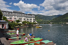2014 Oostenrijk 0951 Zell am See (porochelt) Tags: austria oostenrijk sterreich zellamsee autriche grandhotel zellersee