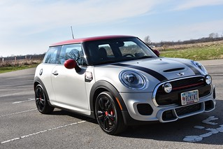 My new Mini JCW