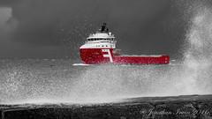 Far Spica 9629005_4260031 (www.jonathan-Irwin-photography.com) Tags: snow storm very lightning rough far strikes seas spica 9629005