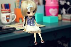Poor lil' thing ♥ (n a m i [ 波 ]) Tags: doll dal groove pullip junplanning dotori obitsu23cm