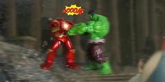 Hulk smash! (nin2k5) Tags: hulk marvel incredible select toyphotography hulkbuster